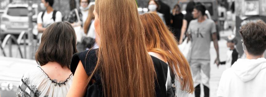 Как придать волосам объем?