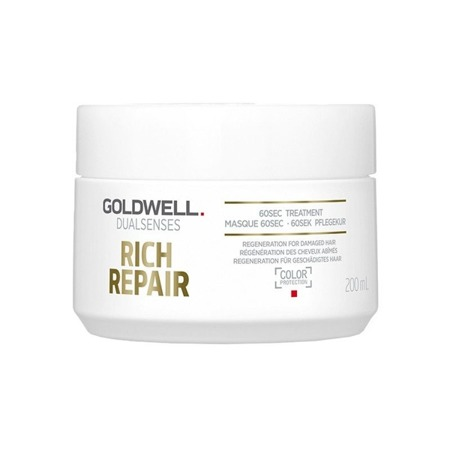 Goldwell Dualsenses Rich Repair Maska 60-sekundowa 200ml
